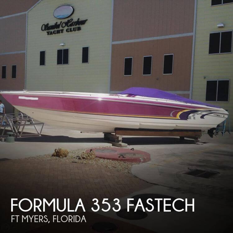 2006 Formula 353 FasTech - Photo #1