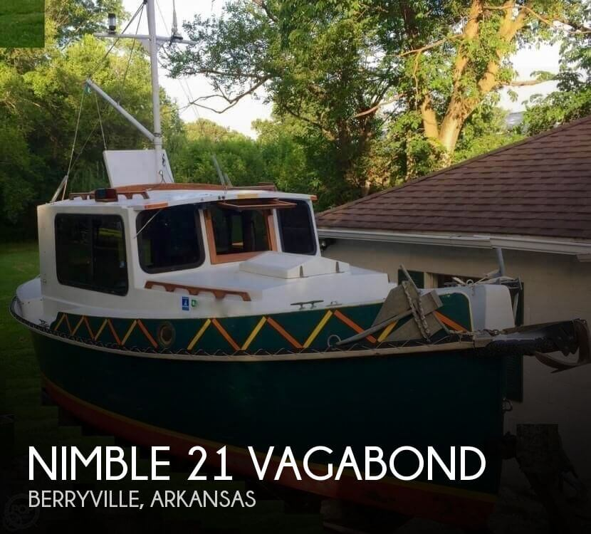 1996 Nimble 21 Vagabond - Photo #1