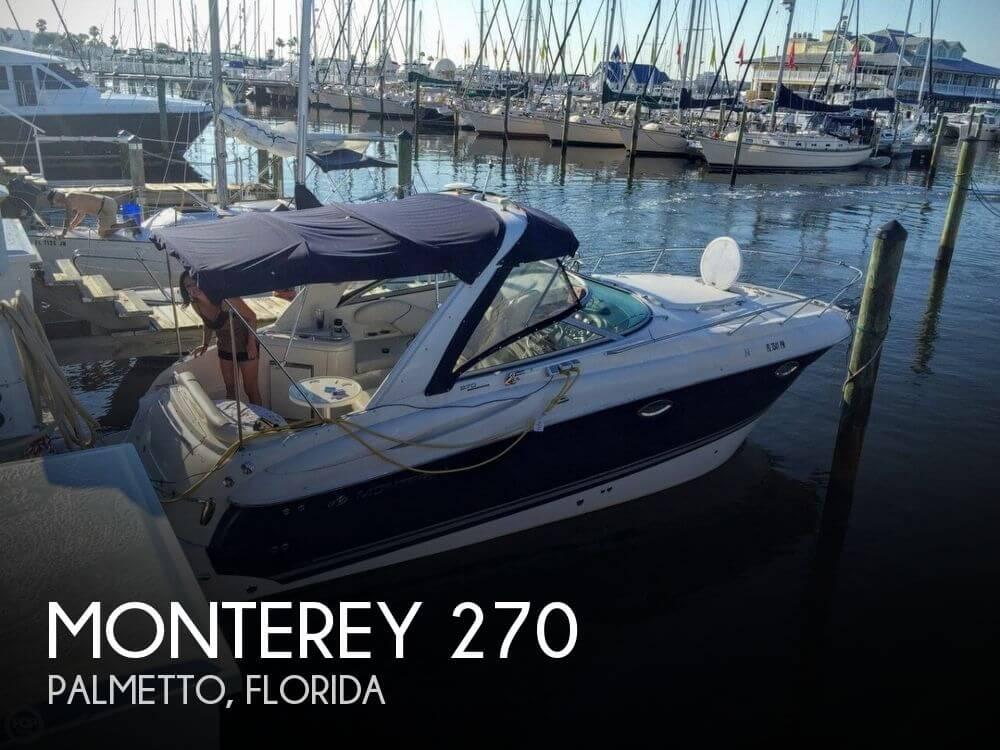 2006 Monterey 270 - Photo #1