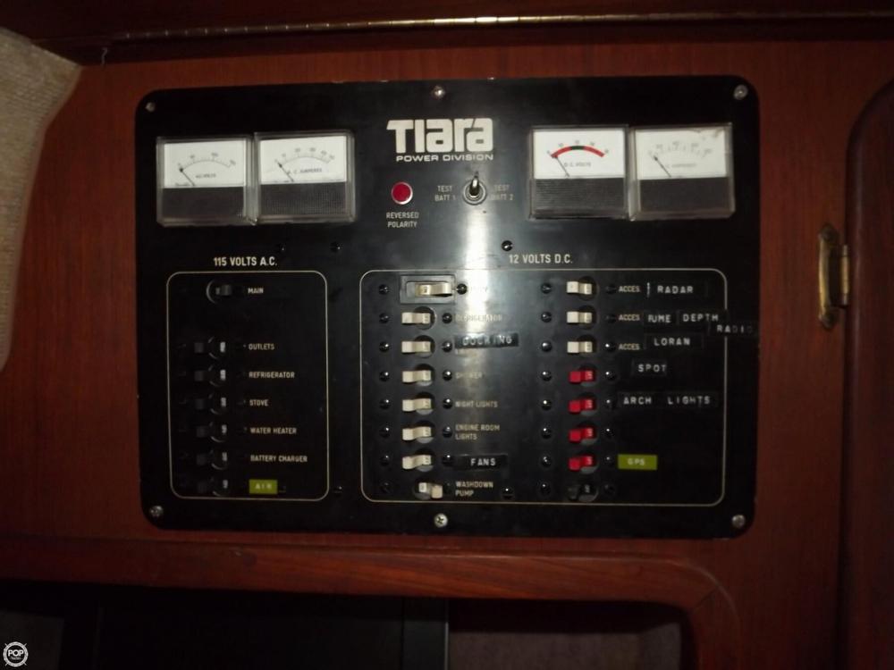 1984 Tiara 3100 Open - Photo #35