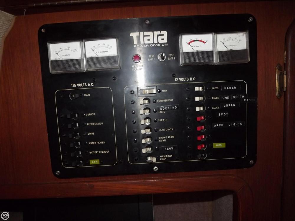 1984 Tiara 3100 Open - Photo #37