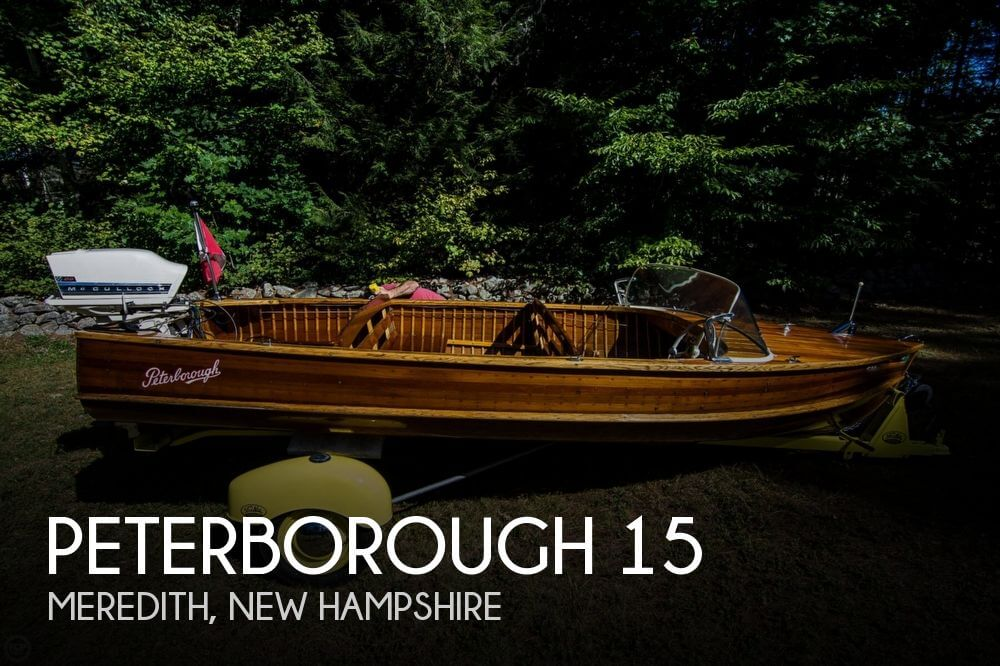 1953 Peterborough 15 - Photo #1
