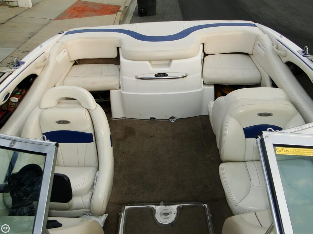 2001 Chaparral boat for sale, model of the boat is 196 SSi & Image # 9 of 40