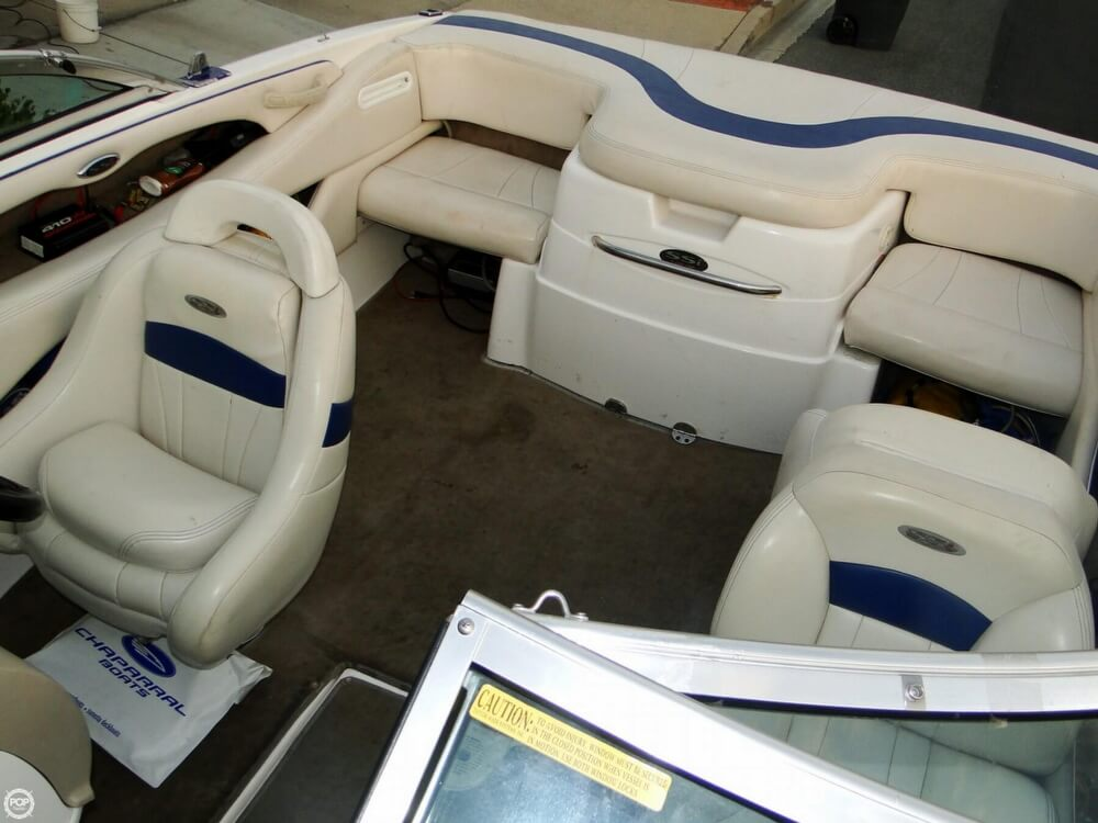 2001 Chaparral boat for sale, model of the boat is 196 SSi & Image # 10 of 40