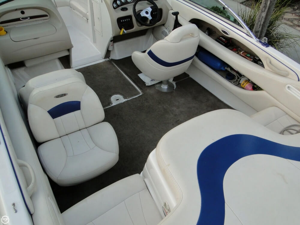 2001 Chaparral boat for sale, model of the boat is 196 SSi & Image # 12 of 40
