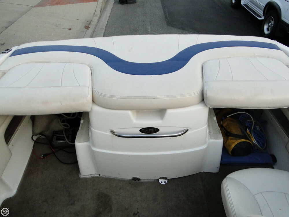 2001 Chaparral boat for sale, model of the boat is 196 SSi & Image # 13 of 40