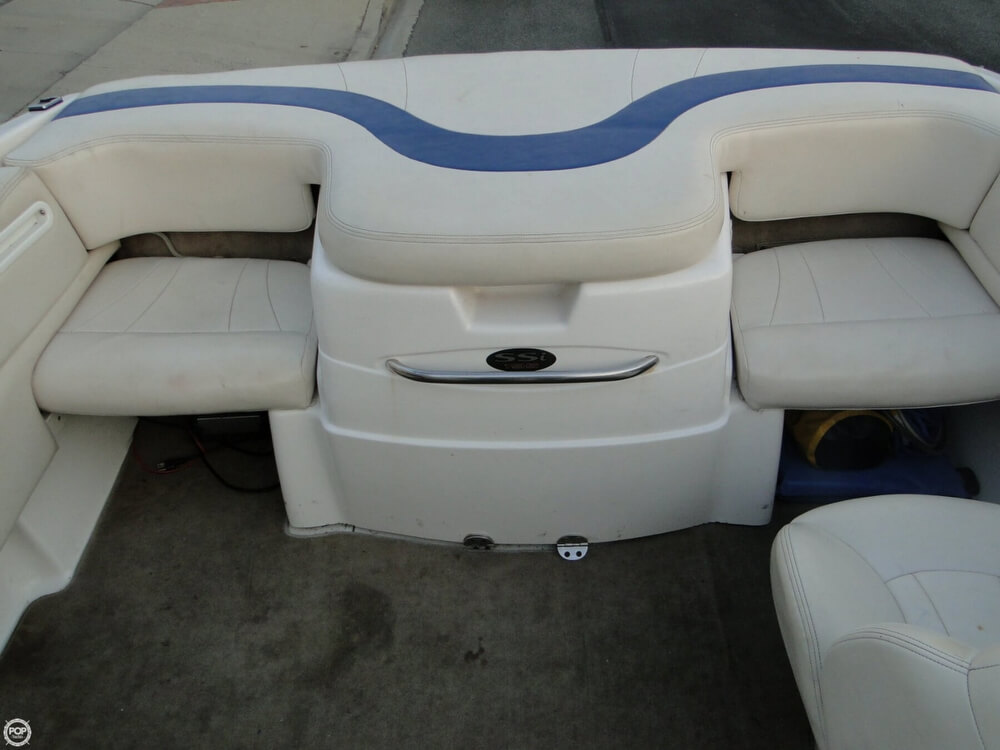 2001 Chaparral boat for sale, model of the boat is 196 SSi & Image # 14 of 40