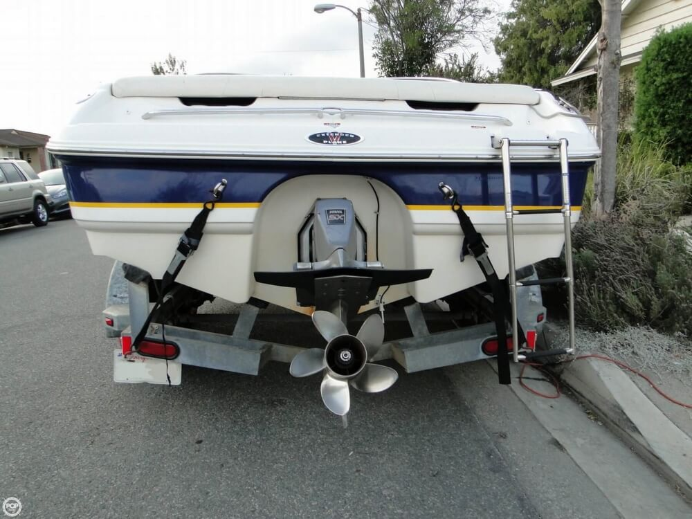 2001 Chaparral boat for sale, model of the boat is 196 SSi & Image # 25 of 40