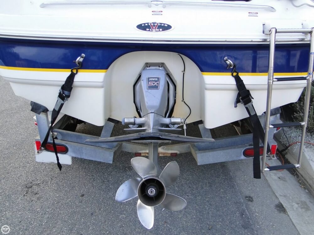 2001 Chaparral boat for sale, model of the boat is 196 SSi & Image # 28 of 40
