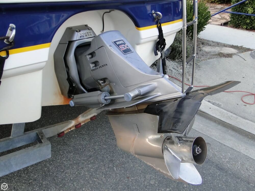 2001 Chaparral boat for sale, model of the boat is 196 SSi & Image # 29 of 40