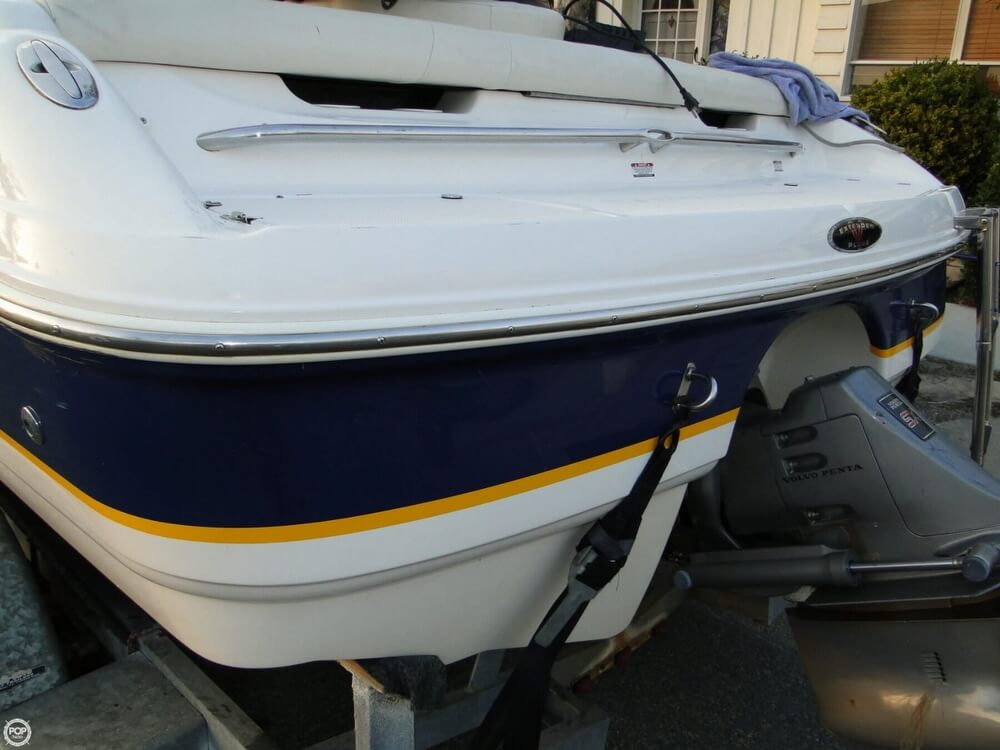 2001 Chaparral boat for sale, model of the boat is 196 SSi & Image # 30 of 40