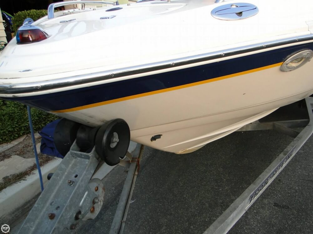 2001 Chaparral boat for sale, model of the boat is 196 SSi & Image # 31 of 40