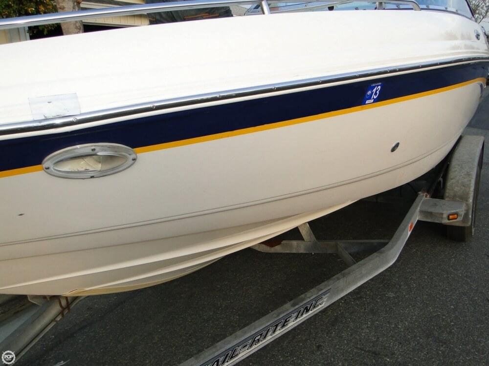 2001 Chaparral boat for sale, model of the boat is 196 SSi & Image # 32 of 40