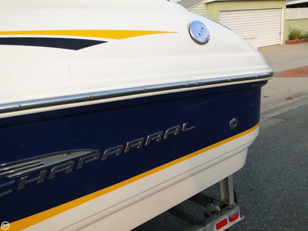 2001 Chaparral boat for sale, model of the boat is 196 SSi & Image # 35 of 40