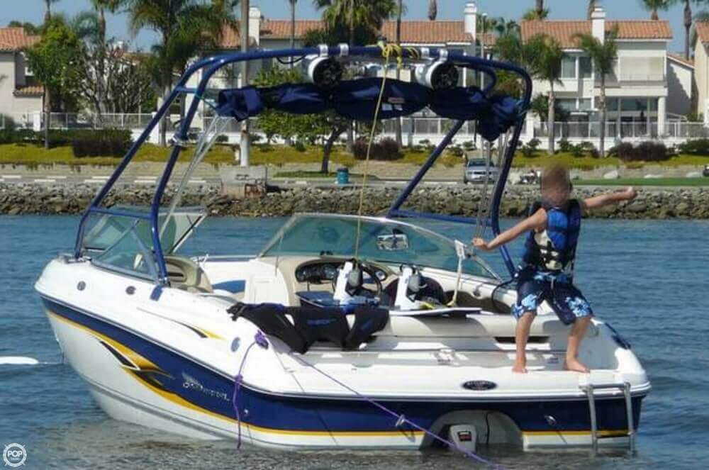 2001 Chaparral boat for sale, model of the boat is 196 SSi & Image # 3 of 40