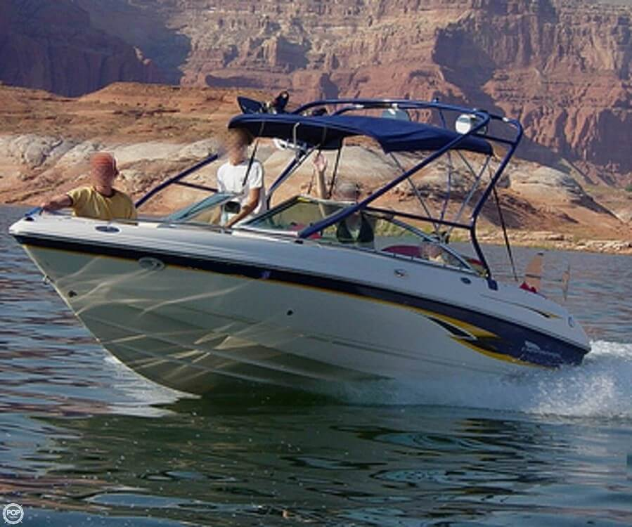 2001 Chaparral boat for sale, model of the boat is 196 SSi & Image # 2 of 40
