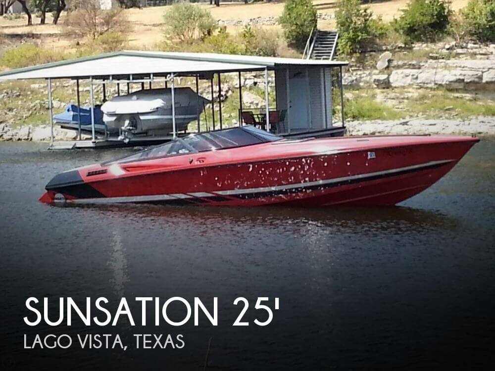 1992 Sunsation 25 Aggressor - Photo #1