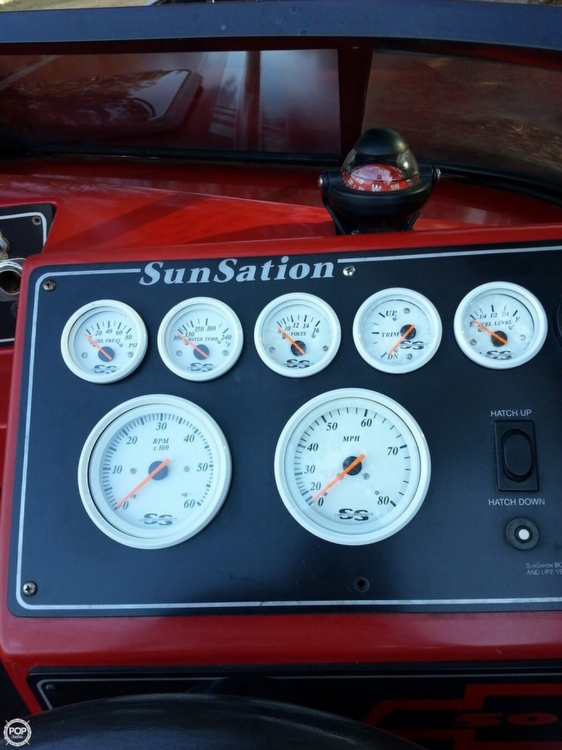 1992 Sunsation 25 Aggressor - Photo #11