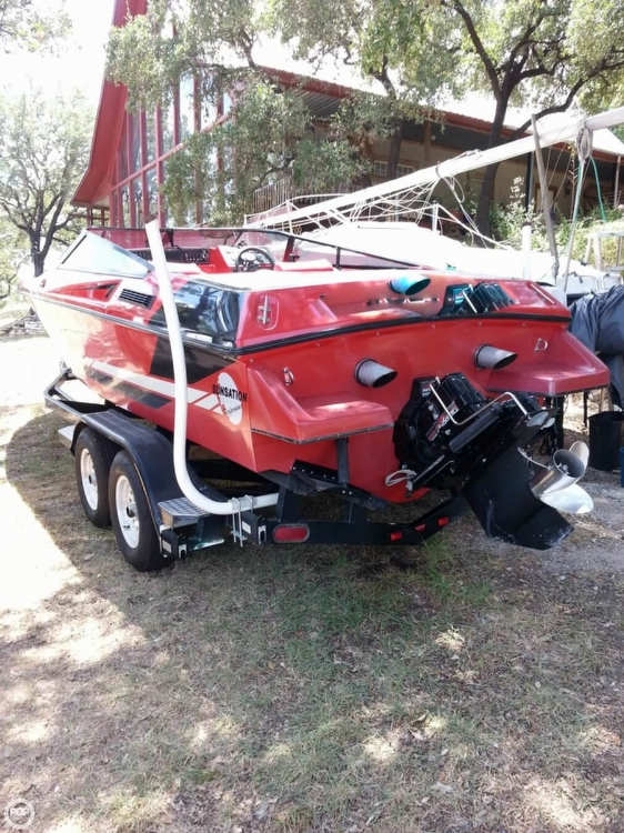 1992 Sunsation 25 Aggressor - Photo #16