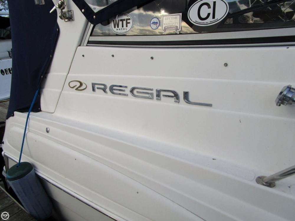 2004 Regal Commodore 2860 - Photo #15