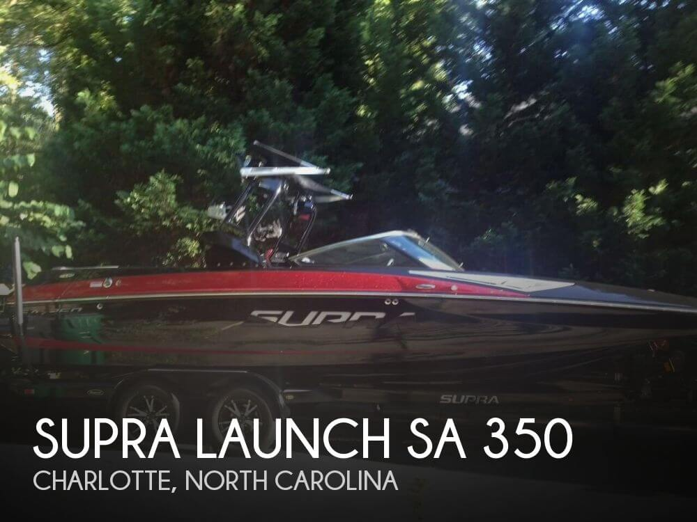 2014 Supra Launch SA 350 - Photo #1