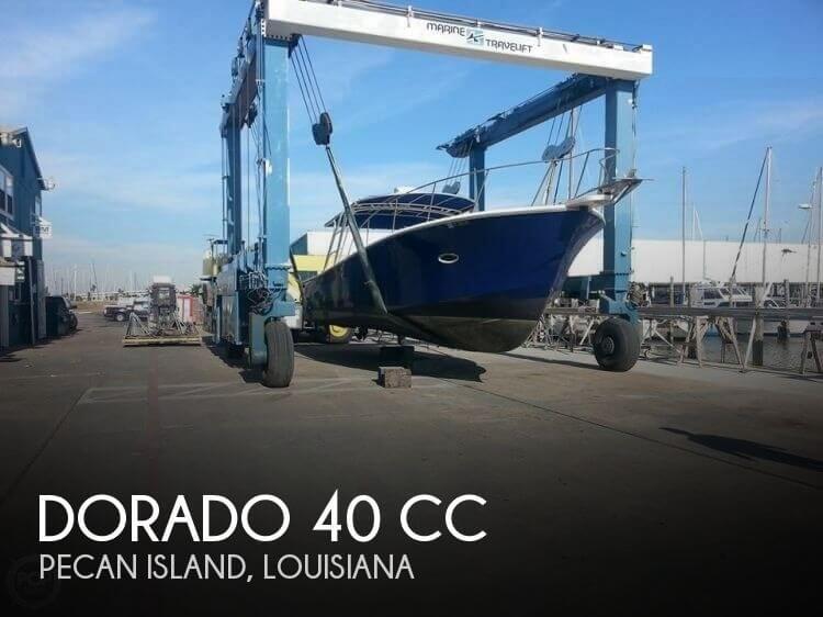 Used Dorado Boats For Sale by owner | 2002 Dorado 40