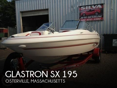 2004 Glastron Sx 195 Power Boat For Sale In Osterville Ma