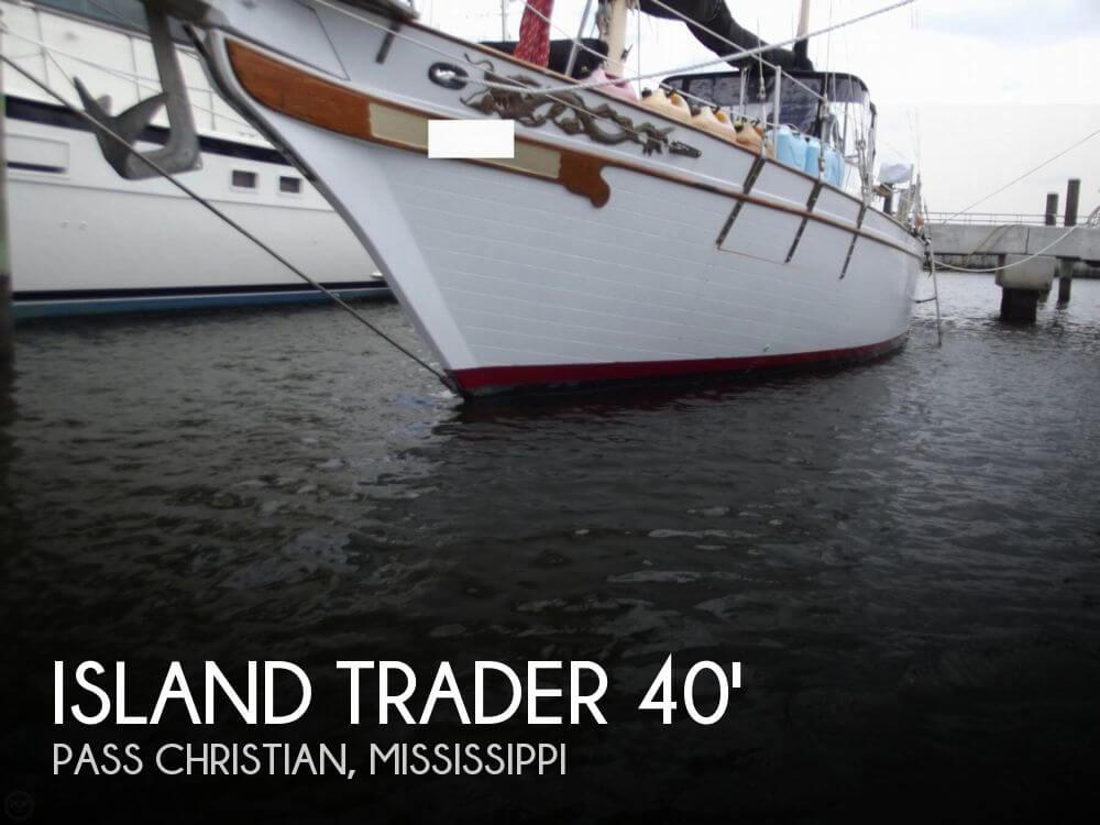 1979 Island Trader 41 Ketch Center Console - Photo #1