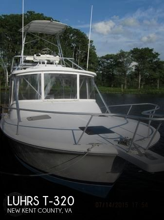 1996 Luhrs T-320 - Photo #1