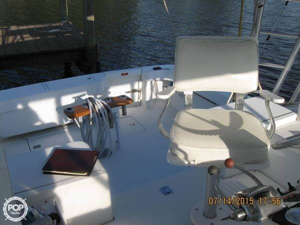 1996 Luhrs T-320 - Photo #4