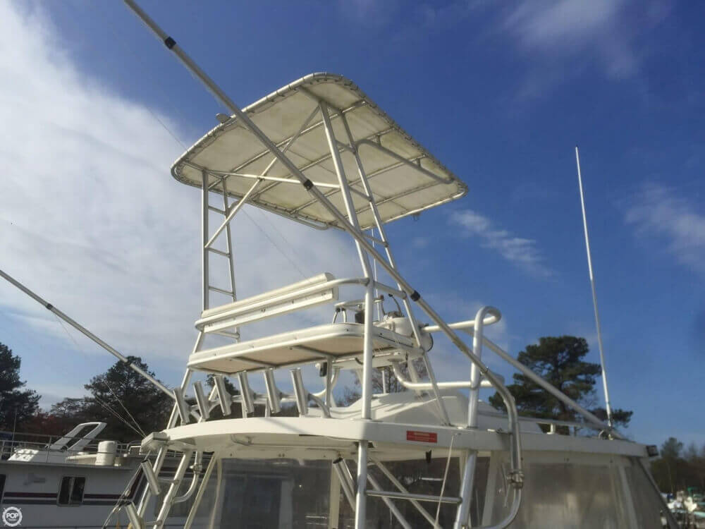 1996 Luhrs T-320 - Photo #6