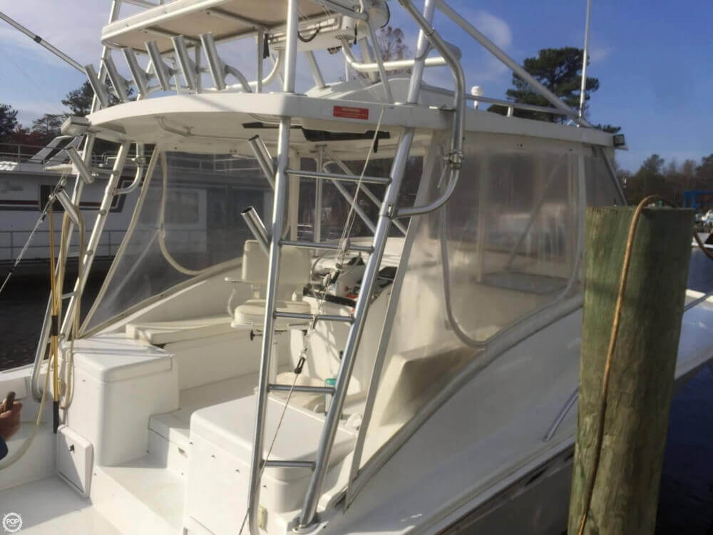 1996 Luhrs T-320 - Photo #7