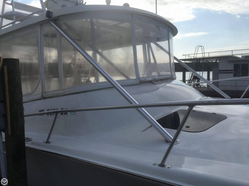 1996 Luhrs T-320 - Photo #18