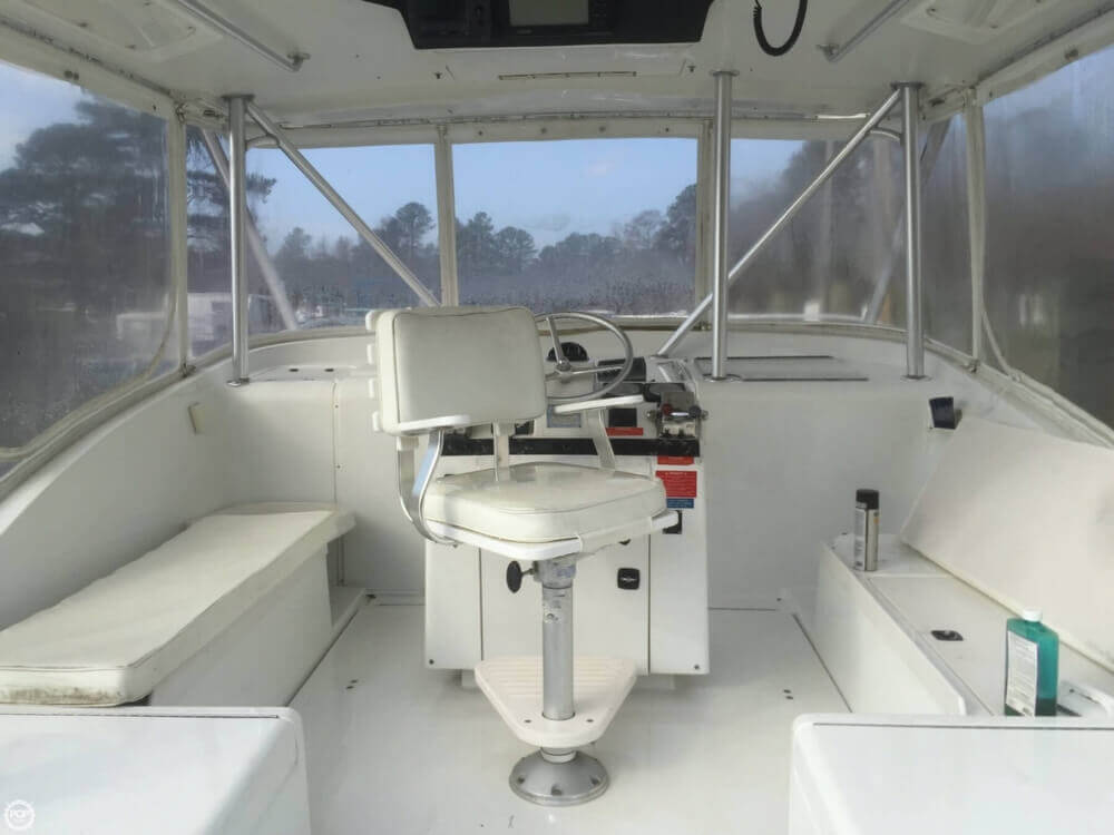 1996 Luhrs T-320 - Photo #32