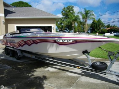 Fountain 32 Fever, 32', for sale - $47,499