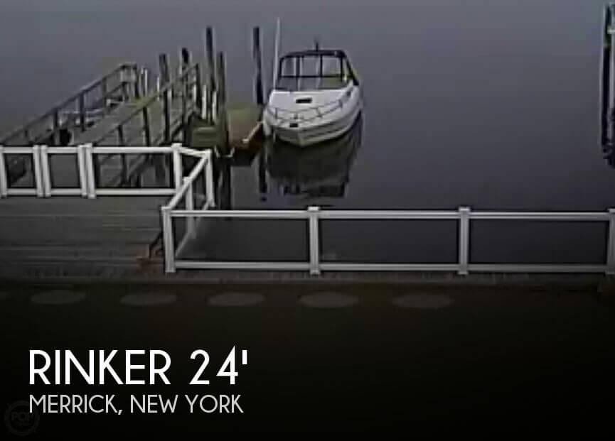 Used Rinker Boats For Sale in New York by owner | 2002 Rinker 24