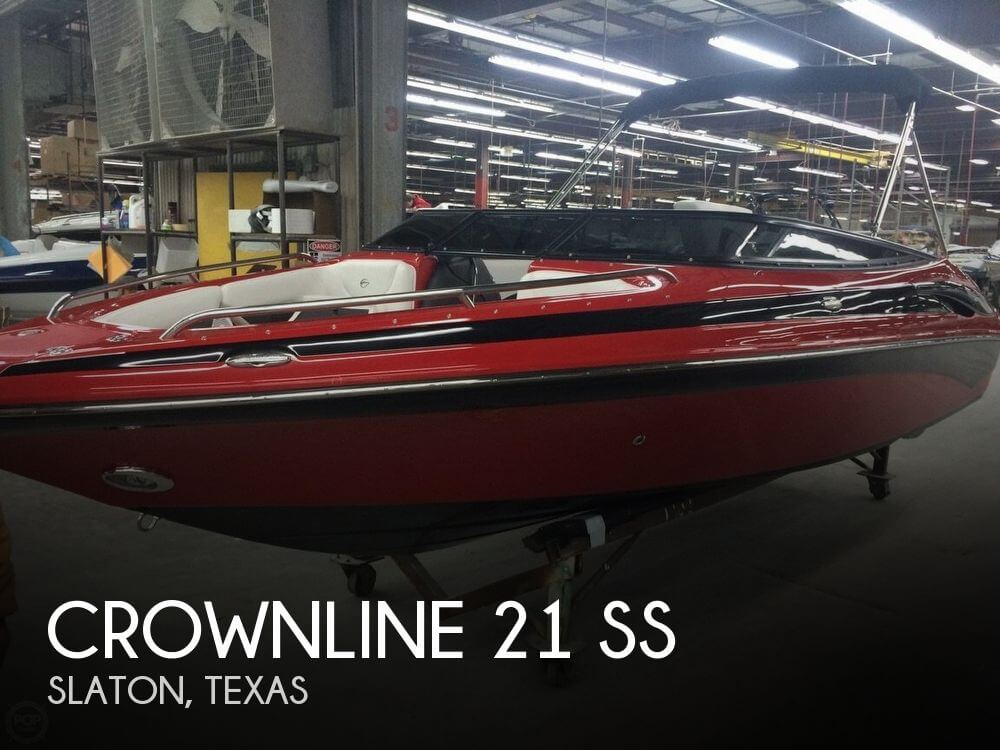 Used Boats For Sale in Lubbock, Texas by owner | 2015 Crownline 20