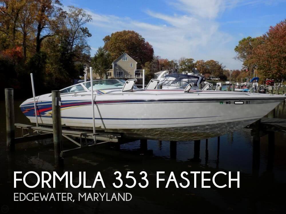 2003 Formula 353 Fastech - Photo #1