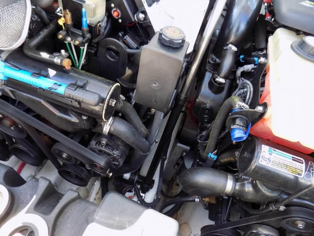 2003 Formula 353 Fastech - Photo #39