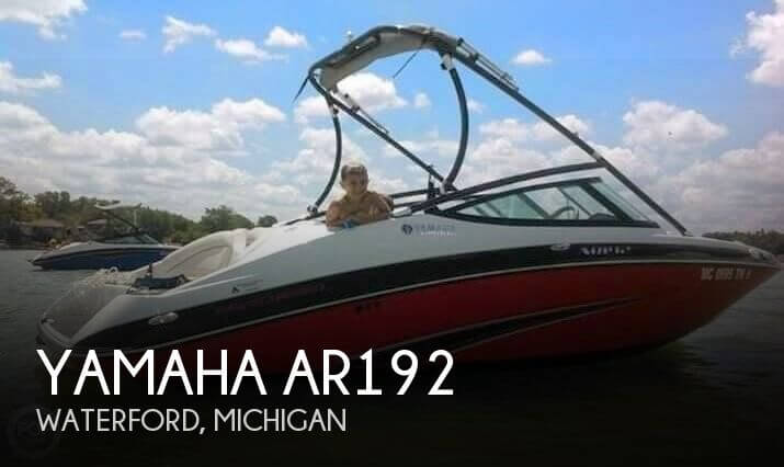 Used Ski Boats For Sale in Michigan by owner | 2013 Yamaha 19