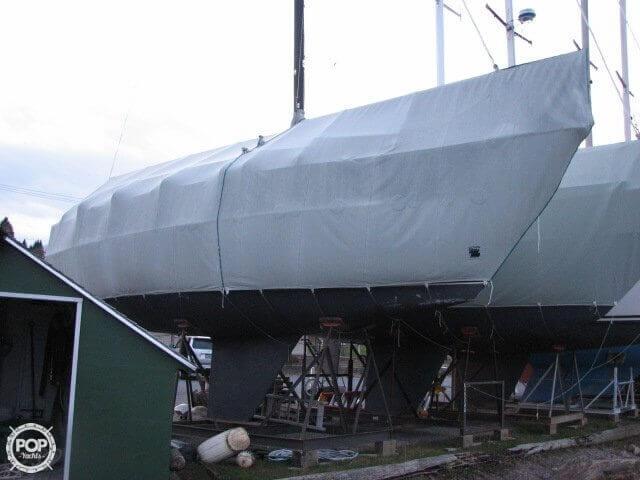 1982 Ericson Yachts 33 - Photo #22