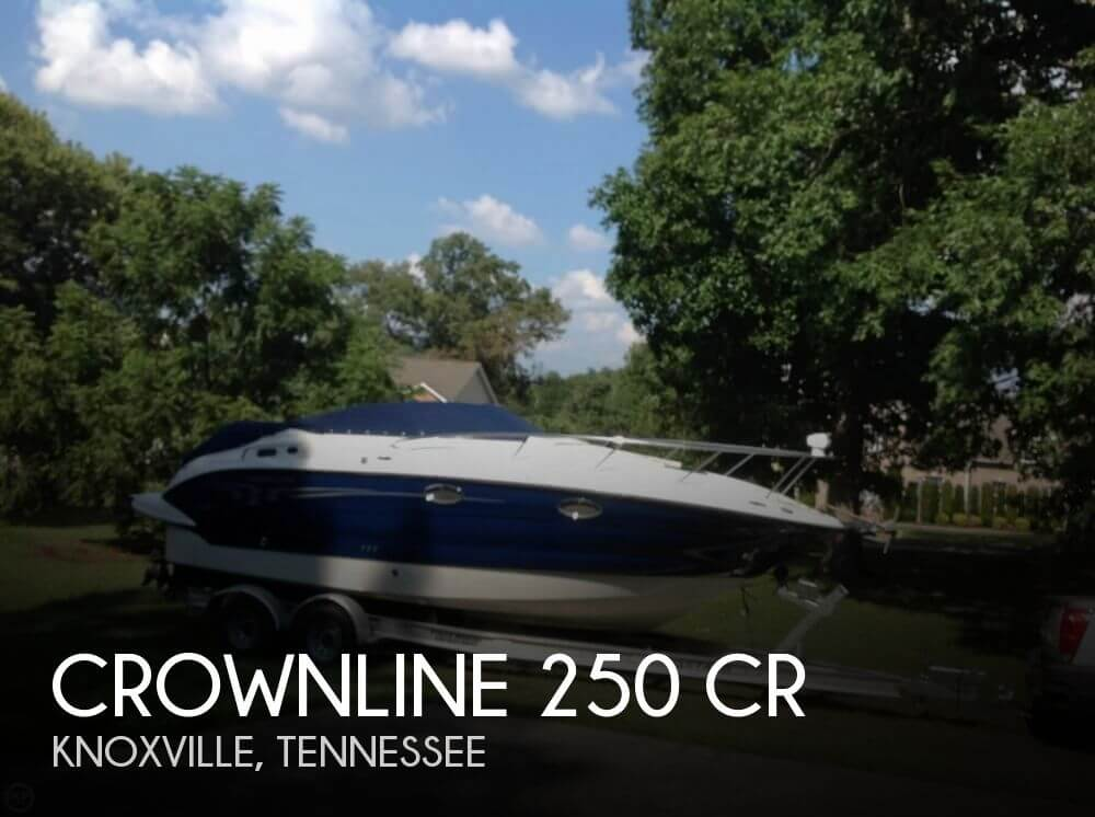 2005 Crownline 250 CR - Photo #1