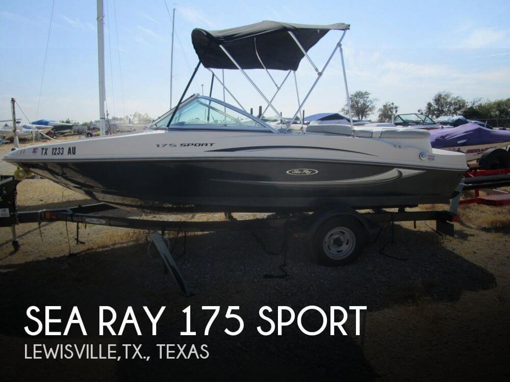 2008 Sea Ray 175 Sport - Photo #1