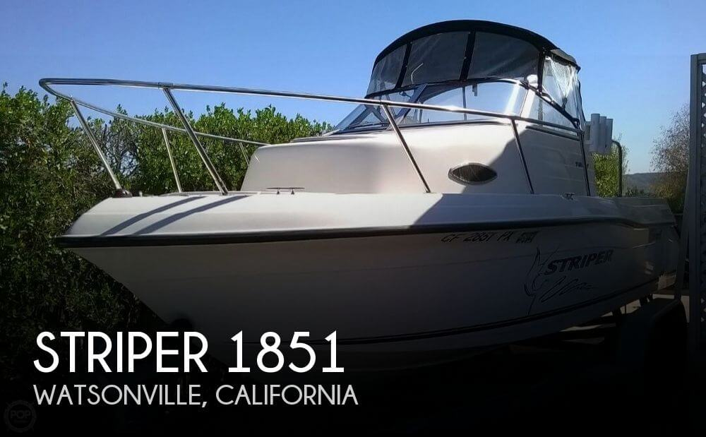 Used Boats For Sale in Salinas, California by owner | 2003 Striper 18
