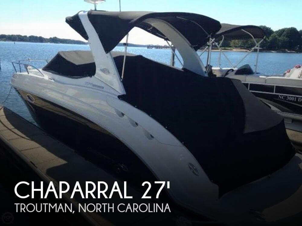 Used Boats For Sale in Hickory, North Carolina by owner | 2012 Chaparral 27