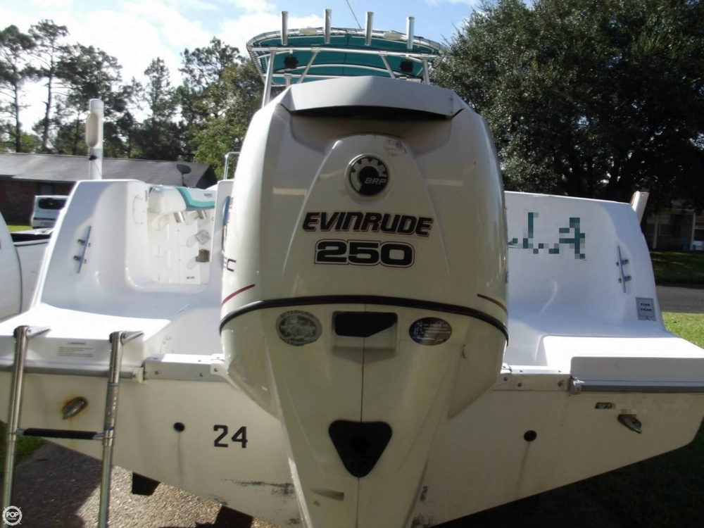 1997 Aquasport 245 Explorer - Photo #33