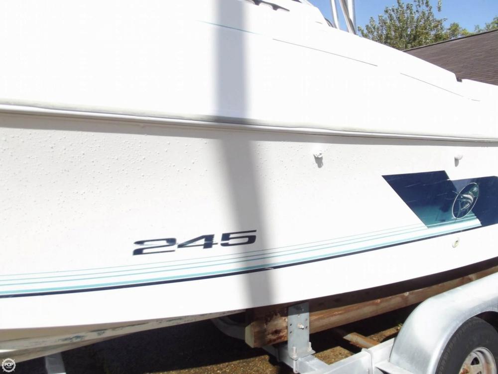 1997 Aquasport 245 Explorer - Photo #38