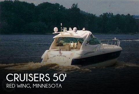 2005 Cruisers 500 Express - Photo #1