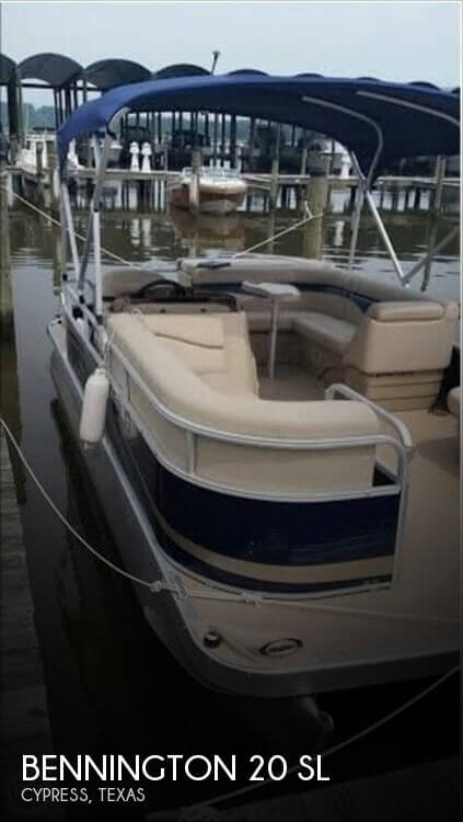 Used Bennington Pontoon Boats For Sale by owner   2012 Bennington 20