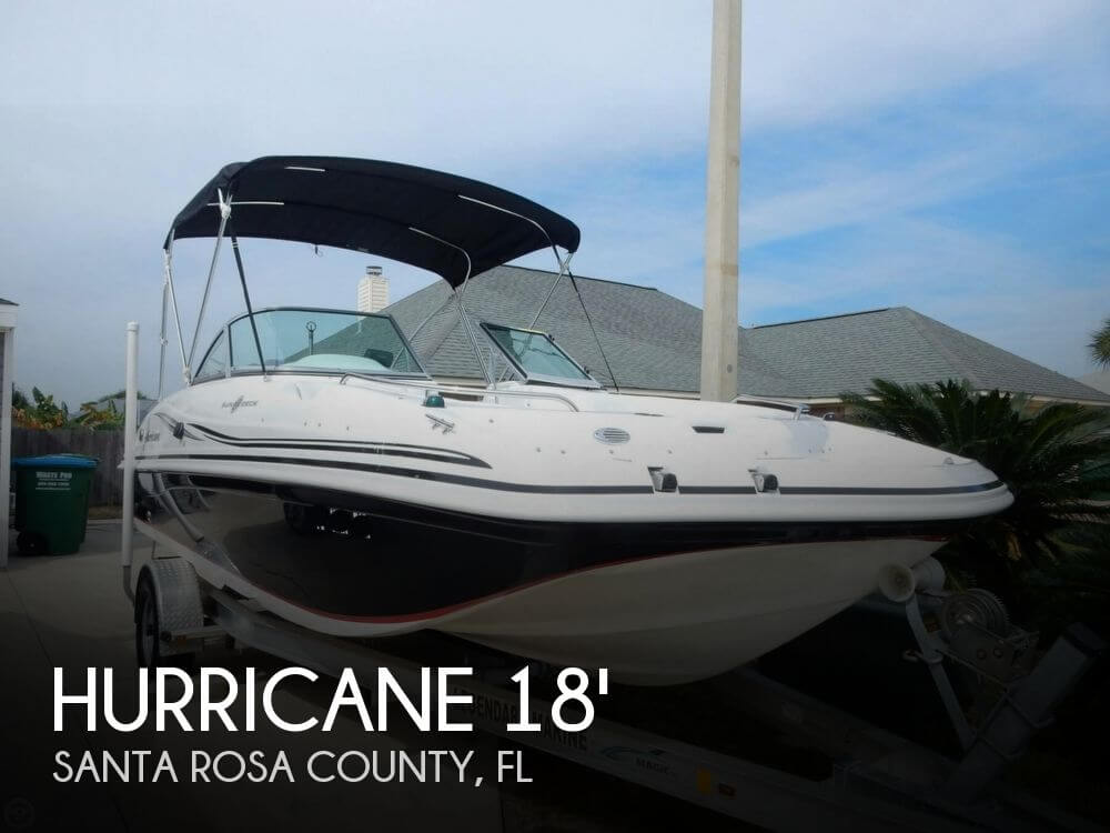 2013 Hurricane 187 Sundeck - Photo #1